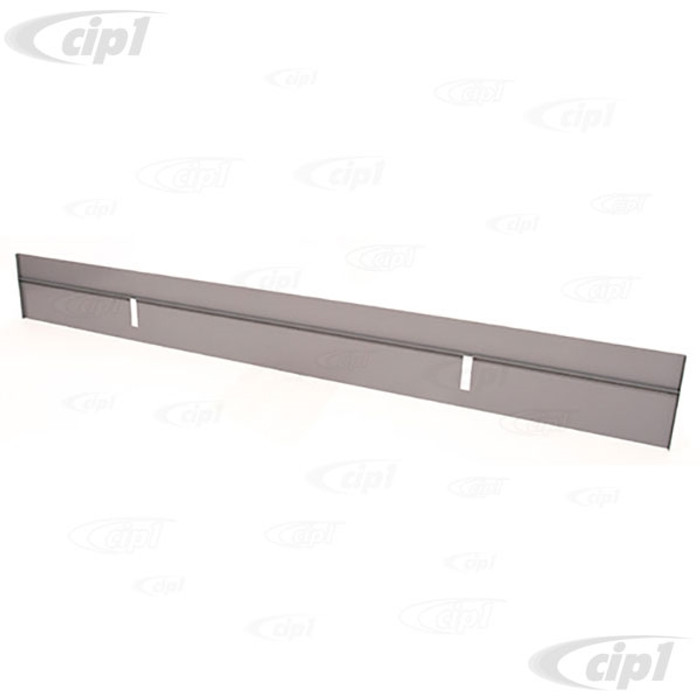 VWC-211-703-073-A - (211703073A) EXCELLENT QUALITY - FRONT LOWER NOSE PANEL BEHIND BUMPER (SHIPPED FLAT - REQUIRES CURVING TO BODY FORM) - BUS 50-67 - SOLD EACH