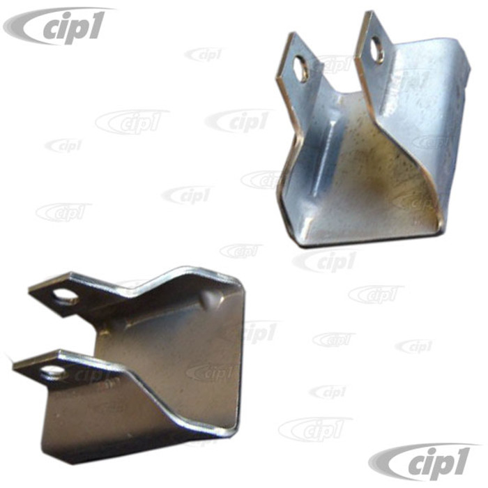 VWC-211-703-171 - (211703171) BEST QUALITY MADE BY AUTOCRAFT IN U.K. - PAIR OF REAR UPPER SHOCK MOUNTS - BUS 55-67 - SOLD PAIR