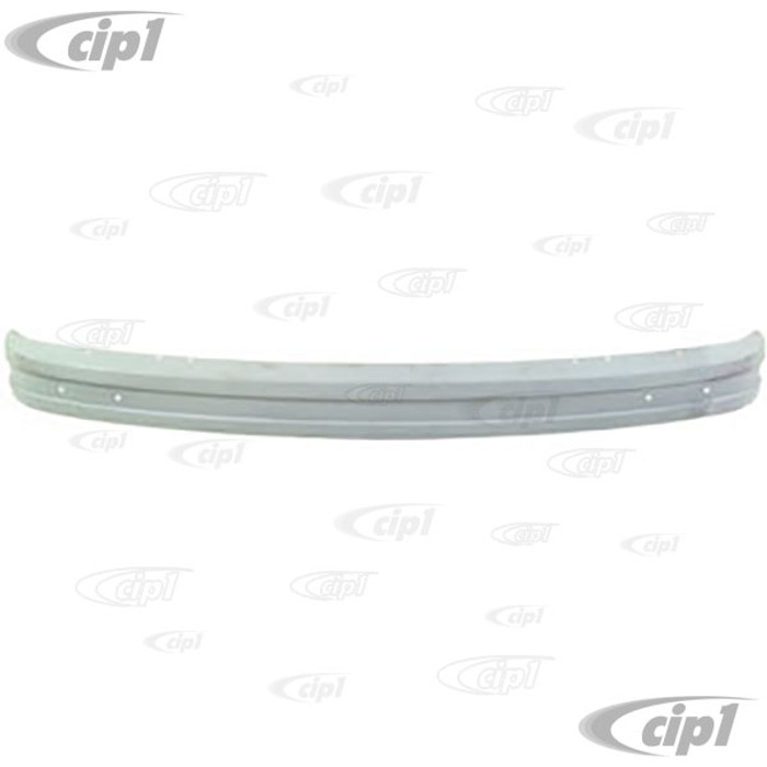 VWC-211-707-111-J - (211707111J) - MADE IN BRAZIL - FRONT BUMPER - PRIMERED - NOT WARRANTED AGAINST RUSTING- BUS 73-79 - SOLD EACH