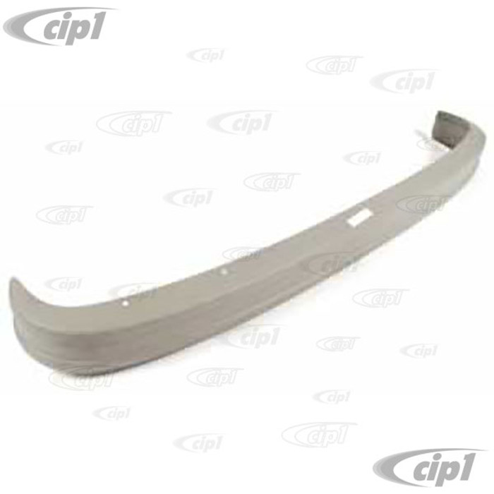 VWC-211-707-311-K - (211707311K) - MADE IN BRAZIL - REAR BUMPER - PRIMERED - NOT WARRANTED AGAINST RUSTING- BUS 73-79 - SOLD EACH