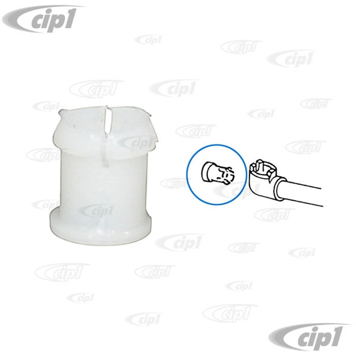 VWC-211-711-197 - (211711197) SHIFT ROD BUSHING - INSERT INTO FRONT OF SHIFT ROD - BUS 66-73 - SOLD EACH