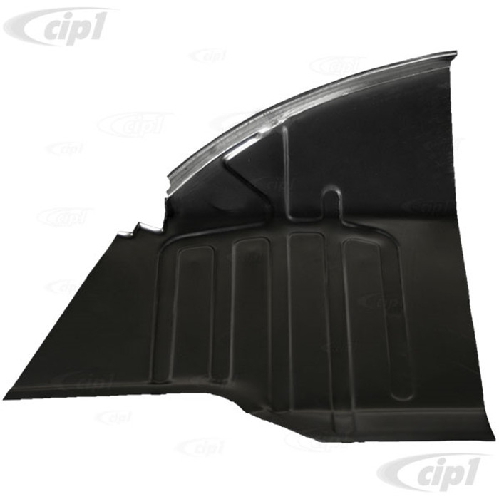 VWC-211-801-051-H (211801051H) BEST QUALITY MADE BY AUTOCRAFT IN U.K. - FRONT CABIN FLOOR REPAIR PANEL - LEFT - BUS 55-67 - SOLD EACH