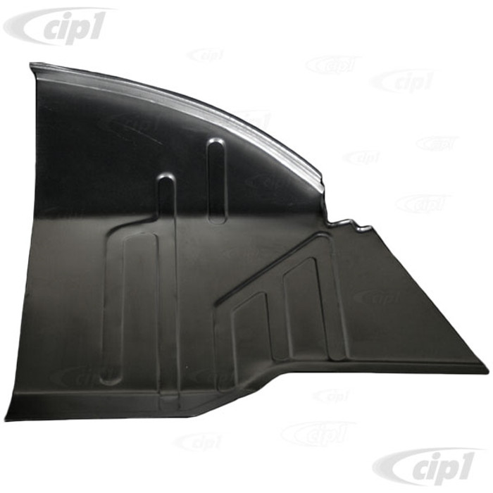 VWC-211-801-052-H (211801052H) BEST QUALITY MADE BY AUTOCRAFT IN U.K. - FRONT CABIN FLOOR REPAIR PANEL - RIGHT - BUS 55-67 - SOLD EACH