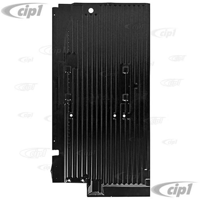 VWC-211-801-403-Q (211801403Q) - COMPLETE LEFT CARGO FLOOR PAN SECTION - BUS 68-79- SOLD EACH