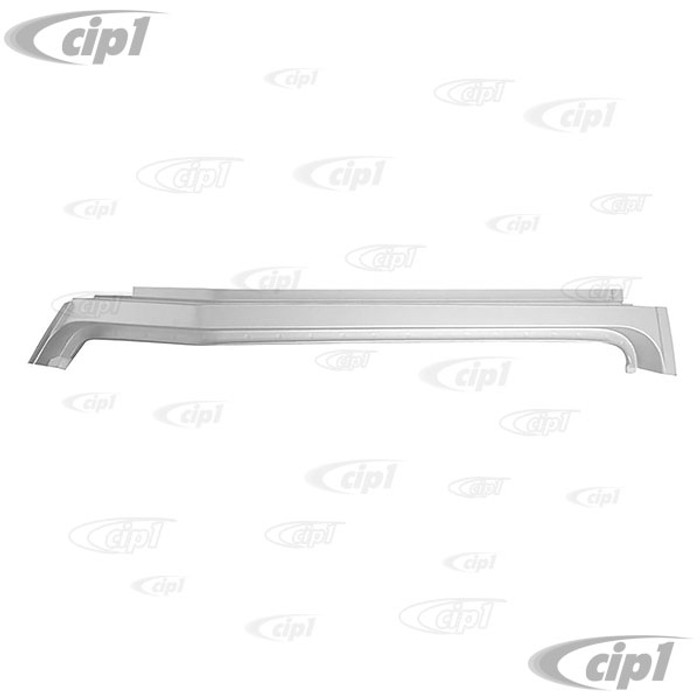 VWC-211-809-565 - (211809555 211809565) - FRONT DOOR OPENING MEMBER (INNER AND OUTER) CONNECTING PIECE BETWEEN A-B PILLARS ALONG ROOF LINE - LEFT - BUS 50-63 - SOLD EACH