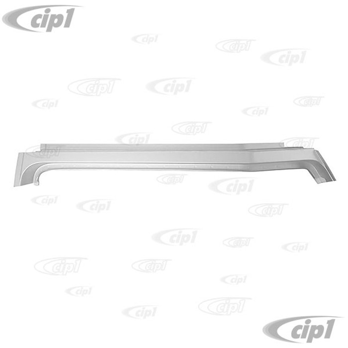 VWC-211-809-566 - (211809556 211809566) - FRONT DOOR OPENING MEMBER (INNER AND OUTER) CONNECTING PIECE BETWEEN A-B PILLARS ALONG ROOF LINE - RIGHT - BUS 50-63 - SOLD EACH