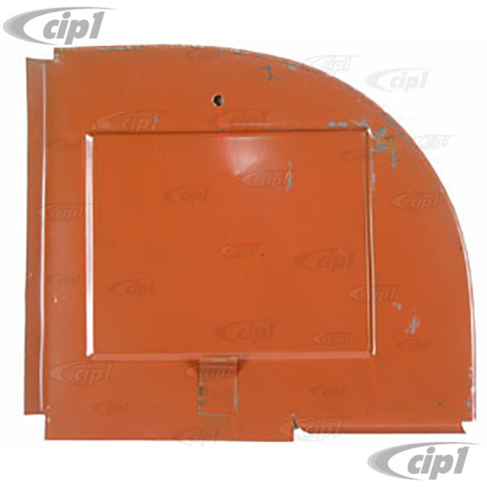 VWC-211-813-164-X - BATTERY TRAY - RIGHT SIDE UNDER BATTERY - BUS 50-67
