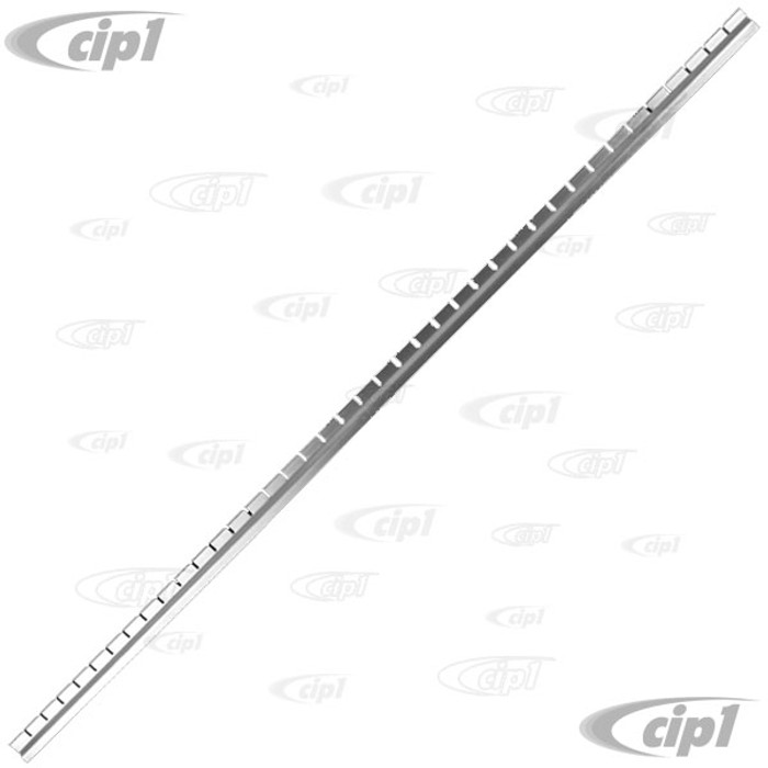 VWC-211-817-215 - (211817215) - EXCELLENT QUALITY REPRODUCTION (MADE IN THE U.K.) HEADLINER GRIP STRIP SECURES TO ROOF PERIMETER ONLY - 800MM - BUS 55-79 - SOLD EACH