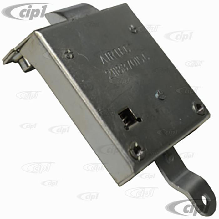 VWC-211-837-015-C - FRONT DOOR LOCK MECHANISM - BUS 61-63 - LEFT - SOLD EACH