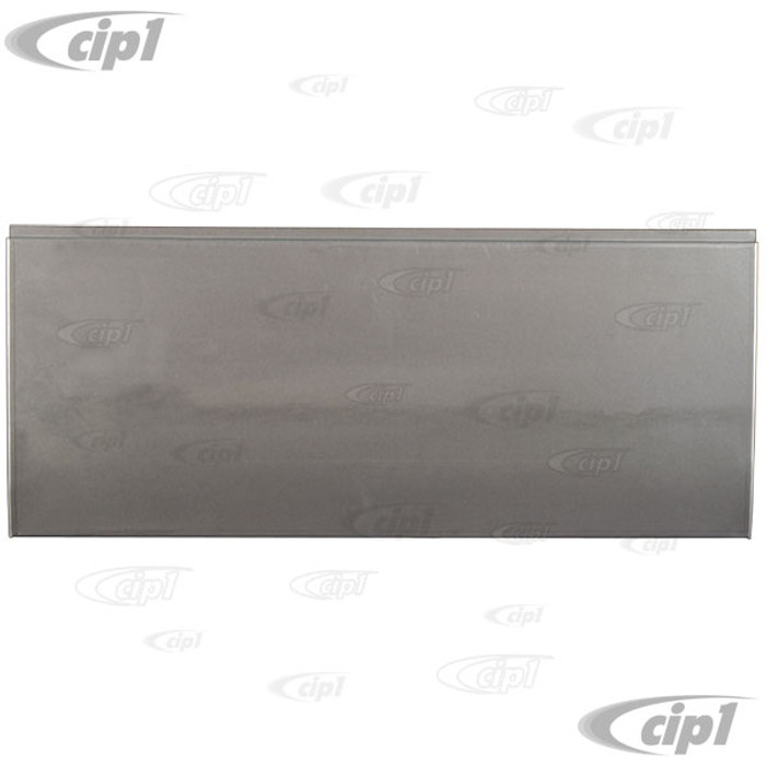 VWC-211-841-081 - (211841081) BEST QUALITY MADE BY AUTOCRAFT IN U.K. - CARGO DOOR LOWER OUTER SKIN REPAIR SECTION - FORWARD DOOR - 230MM TALL - BUS 55-67 - SOLD EACH