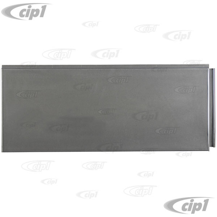 VWC-211-841-091 - (211841091) BEST QUALITY MADE BY AUTOCRAFT IN U.K. - CARGO DOOR LOWER OUTER SKIN REPAIR SECTION - REARWARD DOOR - 230MM TALL - BUS 55-67 - SOLD EACH