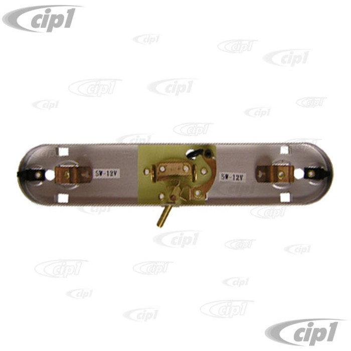 VWC-211-947-107-AEC - (211947107A) GOOD REPRODUCTION - INTERIOR DOME LIGHT BULB HOLDER/BASE (METAL) - BUS 52-67 - SOLD EACH