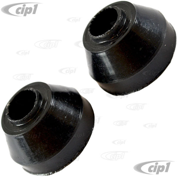VWC-211-955-275-APR - (C16-211-275A 211955275A) EXCELLENT QUALITY - WIPER SHAFT BASE CONES - BEETLE/GHIA 70-79/BUS 69-79/TYPE-3 73-74/THING 73-74 - SOLD PAIR