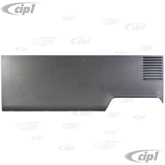 VWC-221-809-101-E - (221809101E) BEST QUALITY MADE BY AUTOCRAFT IN U.K. - SIDE PANEL LONG LEFT (LHD) - BUS 63 ONLY TO CHASSIS #1080103 - SOLD EACH