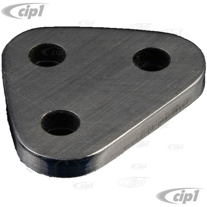 VWC-221-847-213 - (221847213) BEST QUALITY MADE BY AUTOCRAFT IN U.K. - SIDE POP-OUT WINDOW LATCH SPACER - STAINLESS STEEL - LEFT OR RIGHT - BUS 50-67 - SOLD EACH