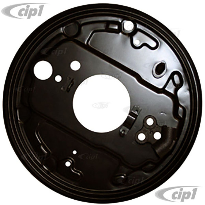 VWC-251-609-425-D - OE QUALITY - BRAKE BACKING PLATE - LEFT REAR - VANAGON 80-92 - SOLD EACH