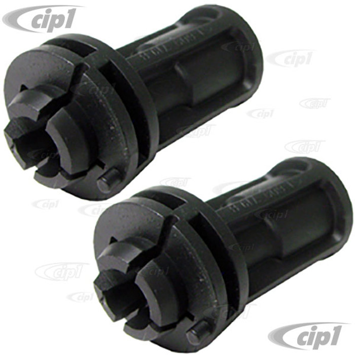 VWC-251-609-719-B2 - EMERGENCY BRAKE CABLE CLIP - VANAGON 80-91 - SOLD PAIR