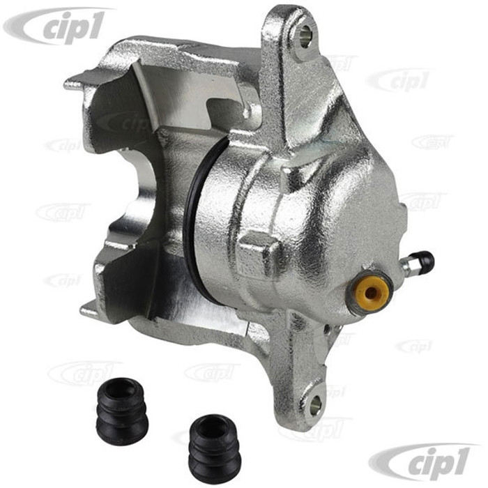 VWC-251-615-123-D - (251615123D) FRONT BRAKE DISC CALIPER (FLOATING GIRLING STYLE) - LEFT - VANAGON 85-91 INCLUDING SYNCRO (USES 251-698-151-F PADS) - SOLD EACH