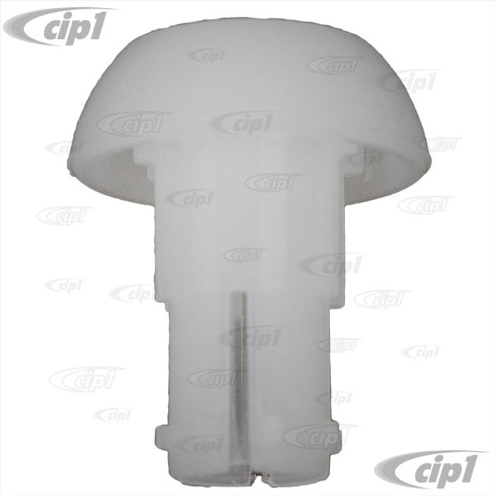 VWC-251-711-645 - GEAR SHIFT LEVER HEMI-SPHEREICAL PLASTIC BUSHING - VANAGON 80-91 - SOLD EACH