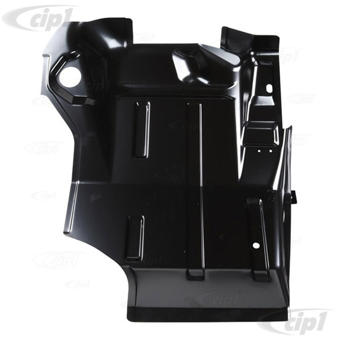 VWC-251-801-051 - (251801051) EXCELLENT QUALITY MADE IN EUROPE - FRONT CABIN FLOOR PEDAL PLATE - LEFT - T25 VANAGON 80-91 - SOLD EACH
