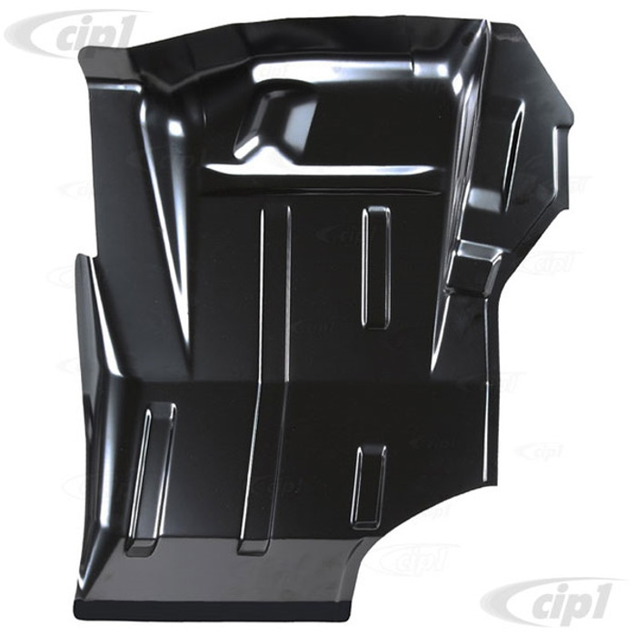 VWC-251-801-052 - (251801052) EXCELLENT QUALITY MADE IN EUROPE - FRONT CABIN FLOOR PEDAL PLATE - RIGHT - T25 VANAGON 80-91 - SOLD EACH