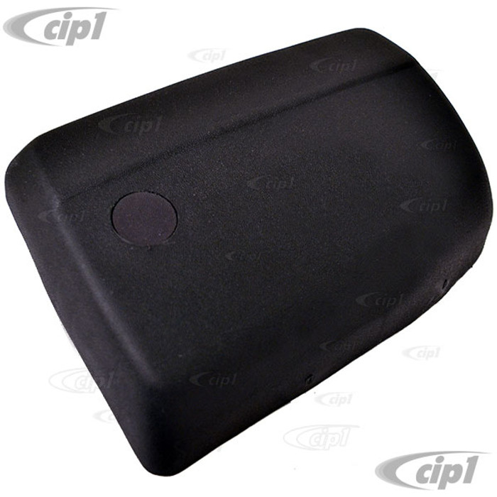 VWC-251-807-124-A - (251807124A) GOOD REPRODUCTION - BUMPER END CAP - RIGHT FRONT OR LEFT REAR (MOUNTING KIT SOLD SEPARATELY) - VANAGON 80-91 - SOLD EACH