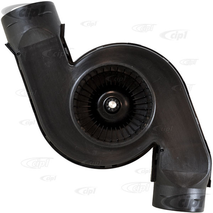 VWC-261-261-193-B - (261261193B) NEW BLOWER MOTOR AND FAN ASSEMBLY WITH HOUSING - BUS 72-79 / 914 70-74 / 912E 1976 - SOLD EACH