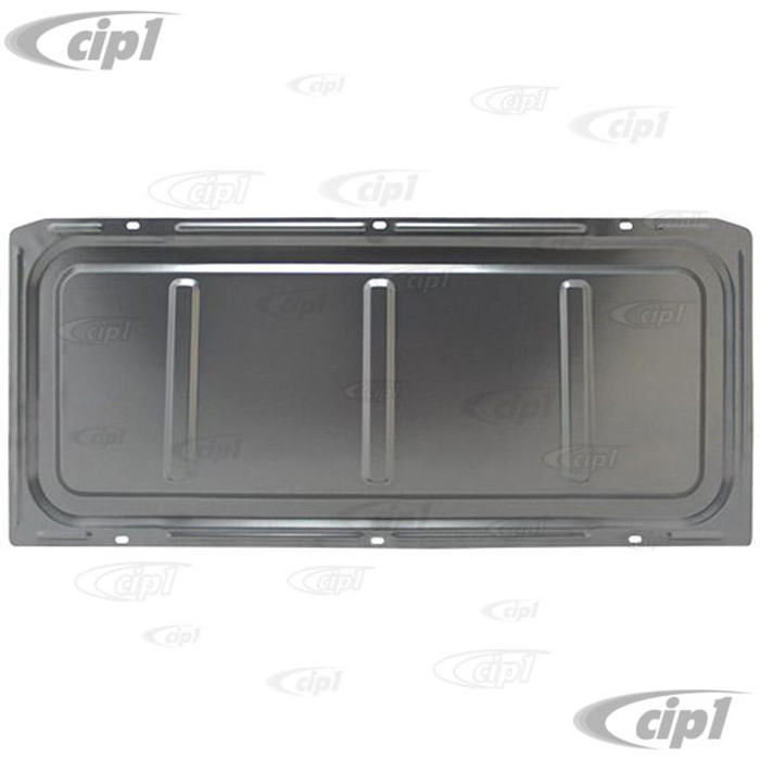 VWC-261-801-711 - (261801711) EXCELLENT QUALITY REPRODUCTION - DIVIDER PANEL FOR FUEL TANK COMPARTMENT - BUS SINGLE CAB 52-60 - SOLD EACH