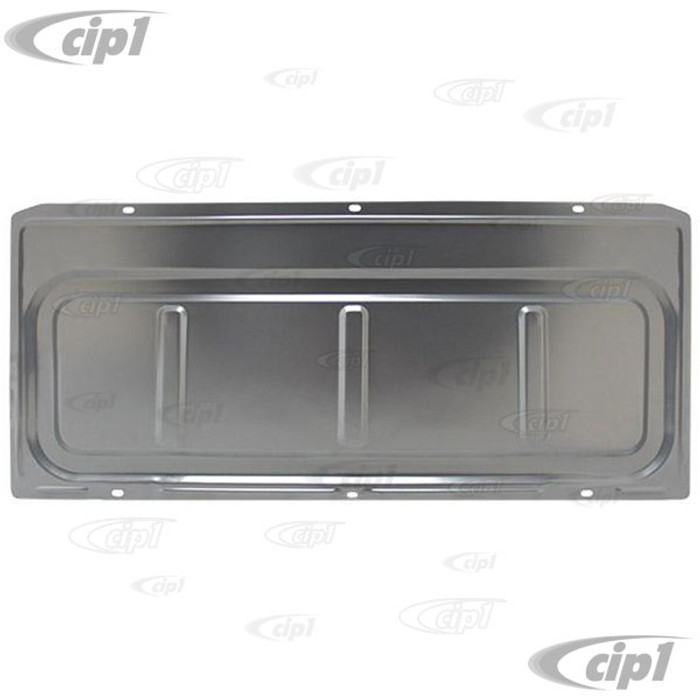 VWC-261-801-711-B - (261801711B) EXCELLENT QUALITY REPRODUCTION - DIVIDER PANEL FOR FUEL TANK COMPARTMENT - BUS SINGLE CAB 60-66 - SOLD EACH