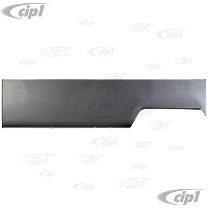 VWC-261-809-041-C - (261809041C) BEST QUALITY MADE BY AUTOCRAFT IN U.K. - SINGLE CAB LONG SIDE PANEL - LEFT (LHD) - BUS 63-65 - SOLD EACH
