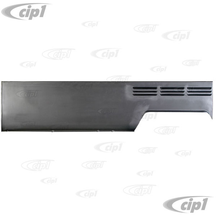VWC-261-809-041-D - (261809041D) BEST QUALITY MADE BY AUTOCRAFT IN U.K. - SINGLE CAB LONG SIDE PANEL - LEFT (LHD) - BUS 66-67 - SOLD EACH