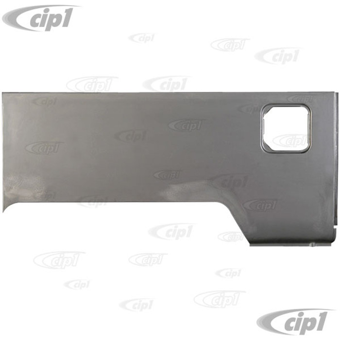 VWC-261-809-042-BX - (261809042BX) BEST QUALITY MADE BY AUTOCRAFT IN U.K. - SINGLE CAB SHORT SIDE PANEL - RIGHT (LHD) - BUS 52-62 - SOLD EACH