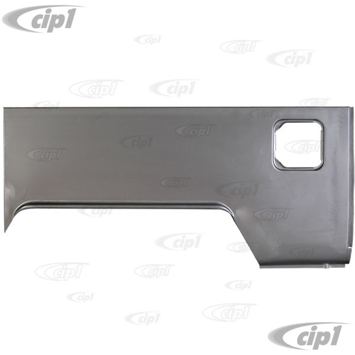 VWC-261-809-042-CX - (261809042CX) BEST QUALITY MADE BY AUTOCRAFT IN U.K. - SINGLE CAB SHORT SIDE PANEL - RIGHT (LHD) - BUS 63-65 - SOLD EACH