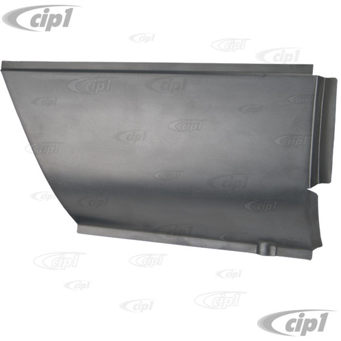 VWC-261-809-042-X - (261809042X) BEST QUALITY MADE BY AUTOCRAFT IN U.K. - SINGLE CAB SHORT ROCKER PANEL (BEHIND TREASURE DOOR) - RIGHT (LHD) - BUS 50-70 - SOLD EACH