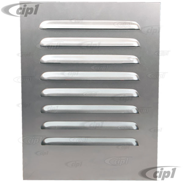 VWC-261-813-300 - (261813300) BEST QUALITY MADE BY AUTOCRAFT IN U.K. -  SINGLE/DOUBLE CAB LOUVER REPAIR SECTION - BUS 50-65 - SOLD EACH