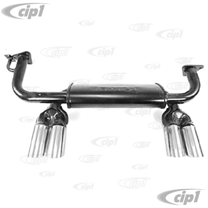 ACC-D-2073 - GT 4 TIP SPORTS EXHAUST - BUS 75-78 - SEE SPECIAL NOTES ABOUT TIP LENGTHS - (A20)