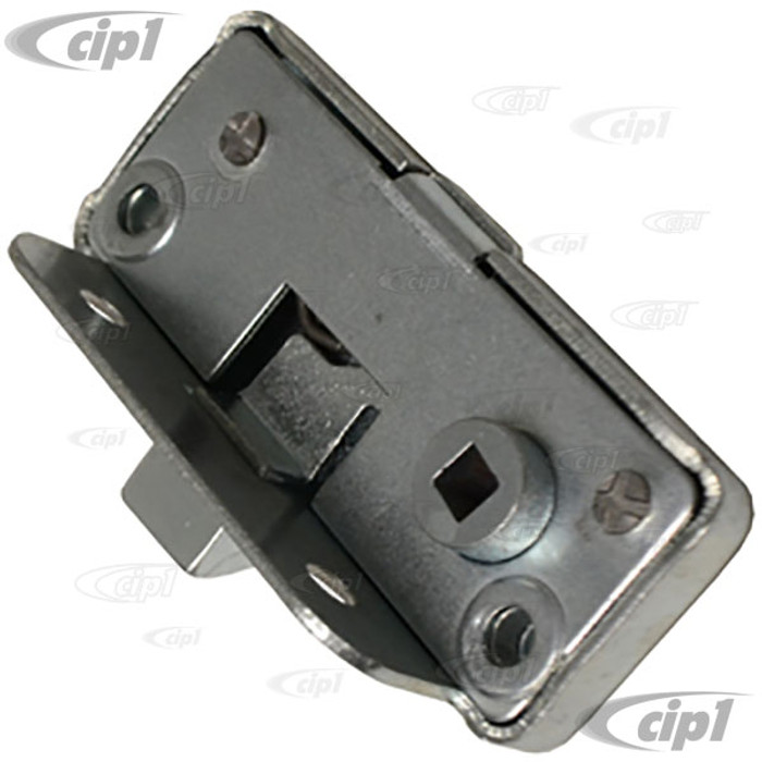 VWC-261-827-505 - (261827505) - ENGINE LID LOCK MECHANISM - BUS 55-65 (FROM CHASSIS #20-117903) - SOLD EACH