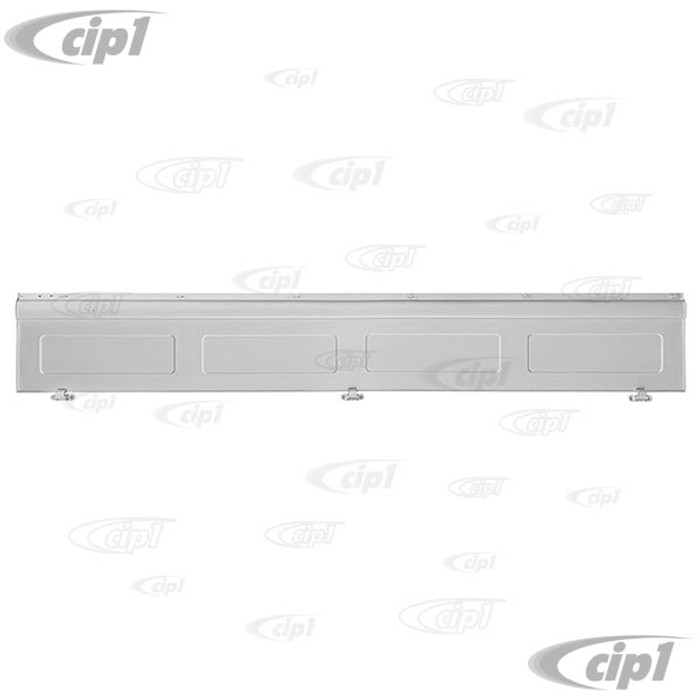 VWC-261-829-052-A - (261829052A) SILVER WELD-THROUGH PRIMER BY BBT - RIGHT SIDE DROP GATE (IMAGE C ON LINE DRAWING) - BUS TYPE-2 PICK-UP 52-67 - SOLD EACH