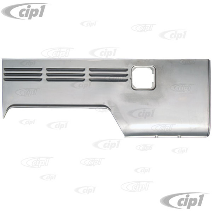 VWC-265-809-042-B - (265809042B) BEST QUALITY MADE BY AUTOCRAFT IN U.K. - DOUBLE CAB COMPLETE RIGHT REAR SIDE PANEL WITH GAS DOOR OPENING - BUS 66-67 - SOLD EACH
