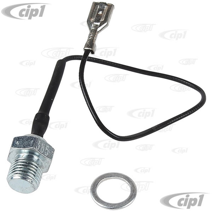 VWC-311-906-041-A - (311906041A 0-280-130-012 0280130012) - EXCELLENT REPRODUCTION - HEAD TEMP SENSOR FOR FUEL INJECTED ENGINE - BEETLE 75-79 / TYPE-3 68-73 / BUS 74-79 / VANAGON 80-83 - SOLD EACH