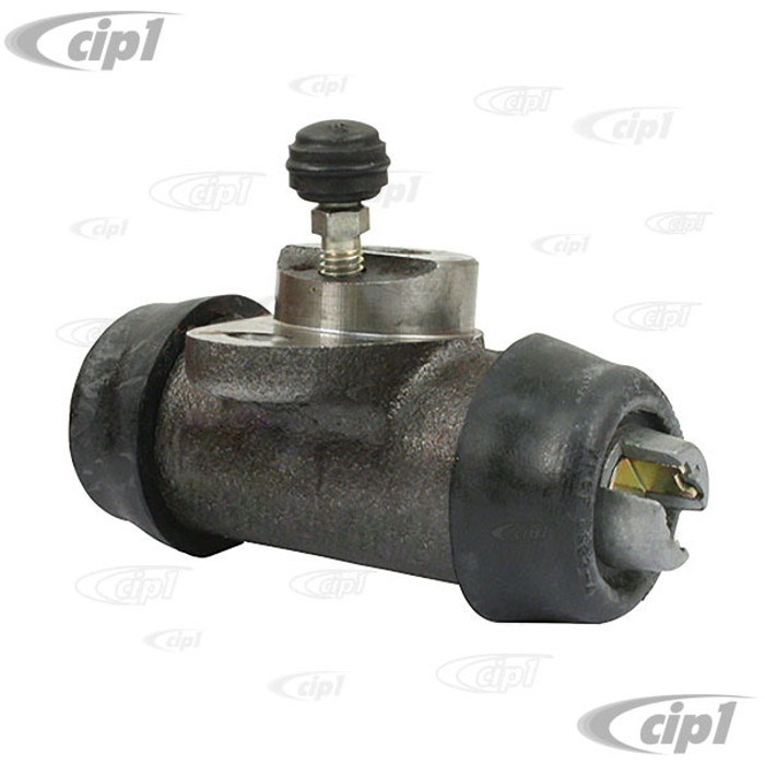VWC-361-611-067-A - (361611067A) GOOD QUALITY - WHEEL CYLINDER - FRONT SUPER BEETLE 71-79 - ALSO REAR TYPE-3 66-74 - SOLD EACH