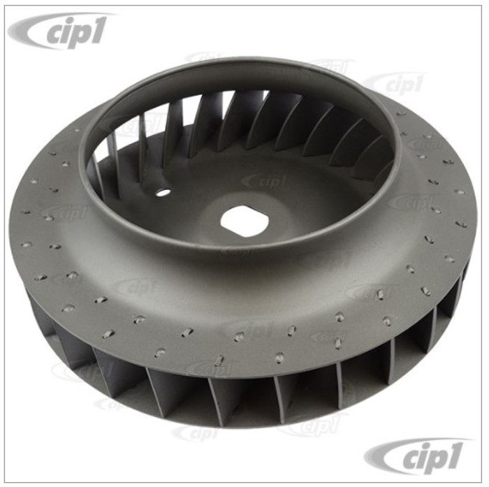 C13-98-2006-B - (113-119-031-B 113119031B) EMPI - WELDED AND BALANCED COOLING FAN - 35MM I.D. FAN - ALL 1971-1979 DOGHOUSE STYLE 1600CC-UP FAN SHROUD - SOLD EACH