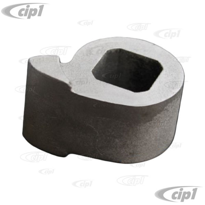 C33-S32763 - (211-843-371-A 211843371A) - GERMAN QUALITY FROM C&C U.K. - LEVER CATCH CAM FOR THE SLIDING DOOR (2 REQUIRED) - BUS 68-79 - SOLD EACH