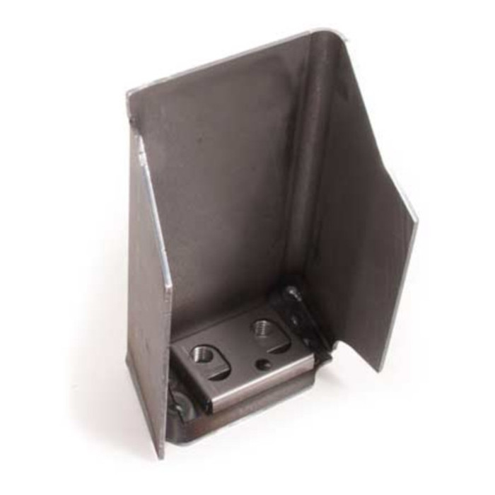 VWC-133-805-402 - (133805401) - RIGHT - INNER CROSS PANEL BRACKET WITH ACGE NUTS FOR USE WITH VNG-95-13-24-0 - 133-805-451-G FIREWALL - SUPER BEETLE 71-79 - SOLD EACH