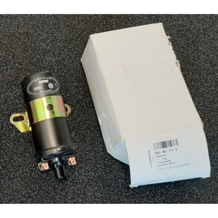 VWC-251-905-115-AGVW - (251905115A) GENUINE VW OF MEXICO - 12 VOLT IGNITION COIL - VANAGON 84-91 - PLUS VARIOUS WATERCOOLED CARS 84-92 - SOLD EACH