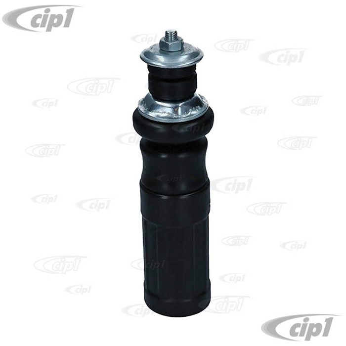 C24-131-498-441 - (131498441) - EXCELLENT QUALITY FROM EUROPE - DELUXE FRONT SHOCK MOUNTING KIT WITH DUST COVER FOR ORIGINAL STYLE BALL-JOINT SHOCK - STANDARD BEETLE/GHIA 66-77 - SOLD EACH