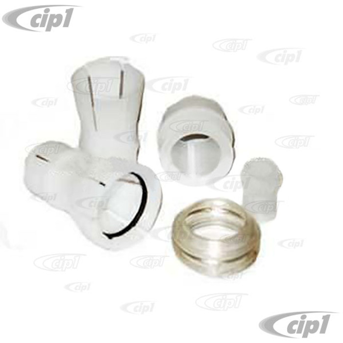 C33-S38993 - (211-711-211 211711211 211798711) - GERMAN QUALITY FROM C&C U.K. - SHIFT ROD BUSHING KIT - BUS 52-79 (NOTE: NOT ALL YEARS NEED ALL BUSHINGS) - SOLD SET