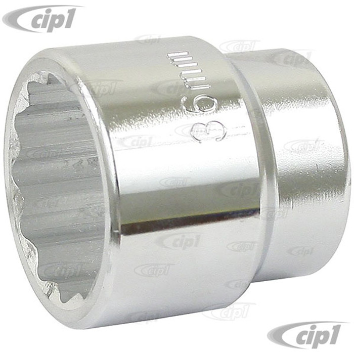 C13-5770 - EMPI  - (SIMULAR TO ACC-C10-7155)  - 36 MM SOCKET - 1/2 INCH DRIVE ( FLYWHEEL & AXLE NUT ) - SOLD EACH