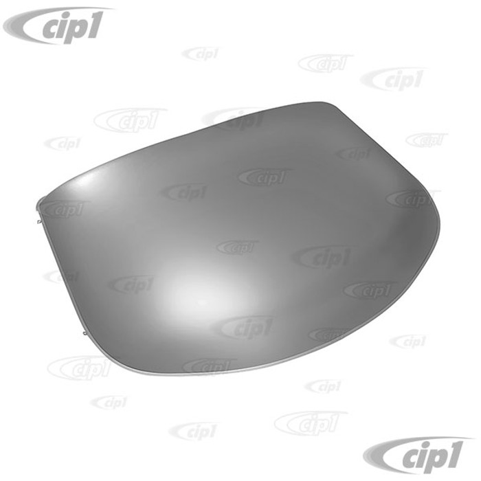 VWC-261-817-021-A - (261817021A) - SILVER WELD-THROUGH HIGH QUALITY METAL - SINGLE CAB ROOF SKIN PANEL - BUS PICK-UP 55-67 - SOLD EACH
