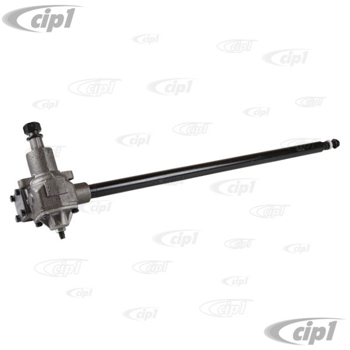 VWC-211-415-049-A - (211415049A) EXCELLENT QUALITY - NEW REPLACEMENT STEERING BOX (DOES NOT FIT GERMAN MADE BUS) - BRAZILIAN BUS ONLY 68-83 - SOLD EACH